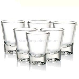 LY THỦY TINH SOLO SHOT GLASS 2 OZ - OCEANTP_P00110