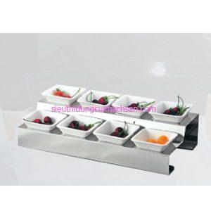 Bộ tô đựng thức ăn buffet - TPZ03109
