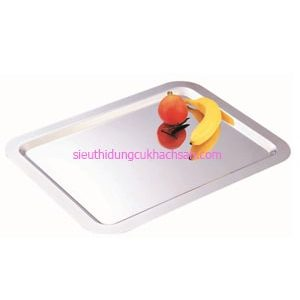 Khay inox trưng bày buffet hình chữ nhật - TP8213