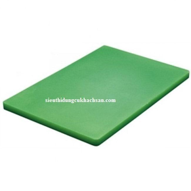 Thớt nhựa PP màu xanh lá cây
