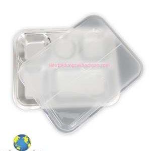 Nắp nhựa khay cơm phần TPKP0303