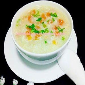 Dĩa lót chén súp 20cm Jasmine Lys trắng cao cấp